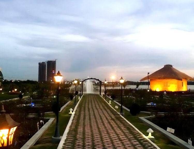 Eco tourism Park