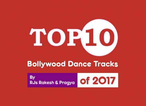 Top 10 Bollywood Dance Tracks of 2017