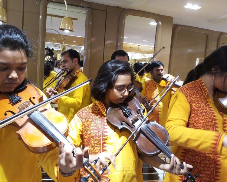 Inauguration of the new store of Shyam Sundar co Jewelers