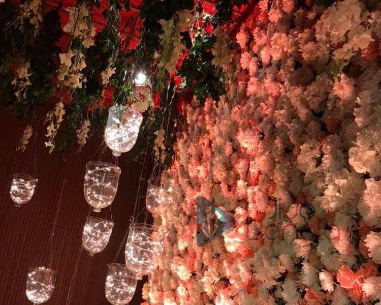 Decoration of Raj Chakraborty and Shubhasree Engagement