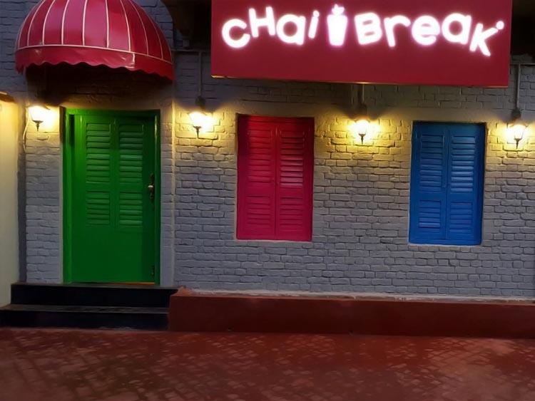 Chai break