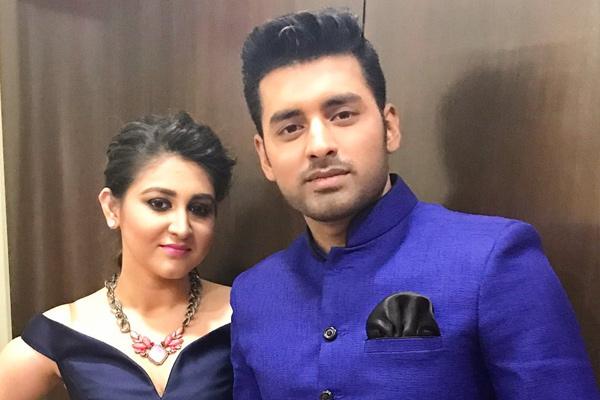 Ankush Hazra and his cute girlfriend Oindrilla Sen