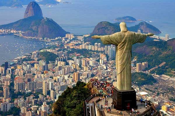 •Brazil