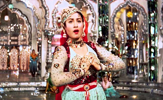 Mughal-E-Azam (1960): K.Asif: 1 Lakh in the year 1960