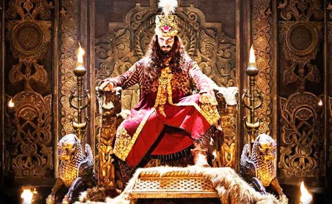 Padmaavat(2018): Sanjay Leela Bhansali: 98 crores