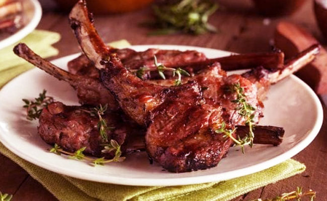 # Tabak Maaz: Meat cooked in pure ghee, a combination enough to water the mouths of meat lovers.