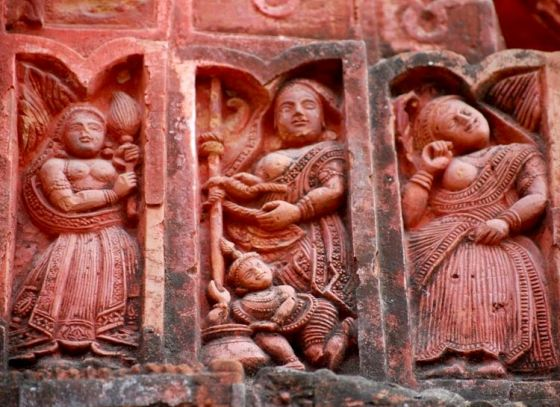 Take A Break To See The Terracotta Temples