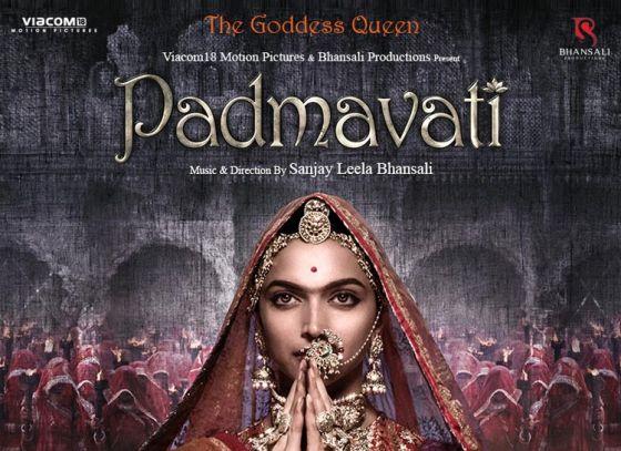 It's Padmavat, not Padmavati
