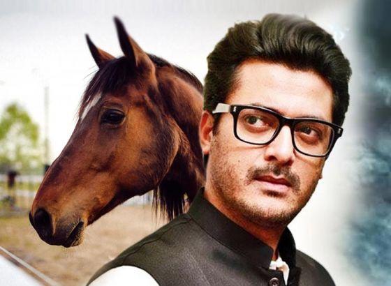 Jisshu Sengupta Found Learning Horse Riding