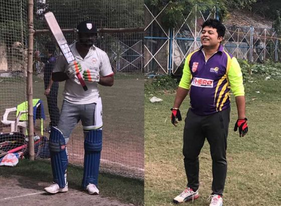 Bengal Tigers of CCL Wraps up Their Practice Match Today