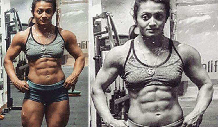 Europa Bowmick: Bodybuilder of 18