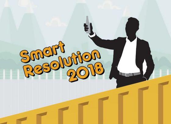 Smart Resolution in smart World