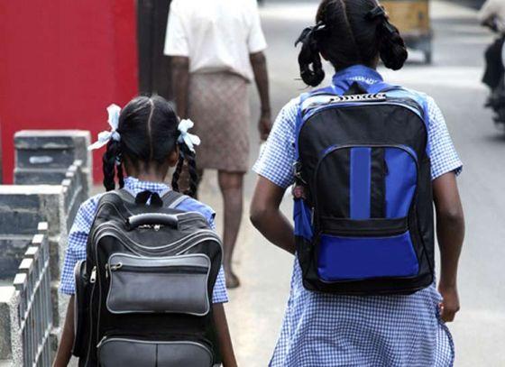 Abridged School Bag Pressure in West Bengal