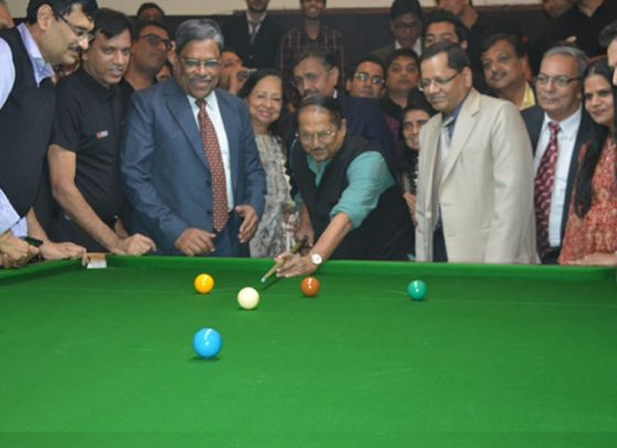 Fourth edition of Open international Doubles Snooker Tournament 2018 Begins