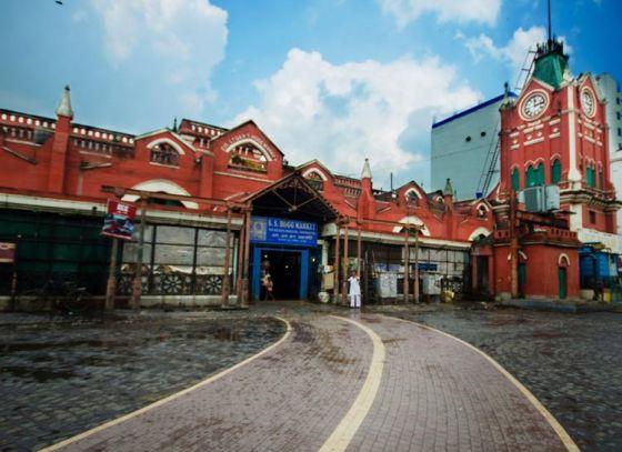 New Market in Kolkata Brings New Life
