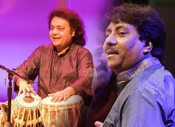 Ustad Rashid Khan with Pandit Tanmoy Bose Leaves Kolkatans Spellbound with the Fifth Note
