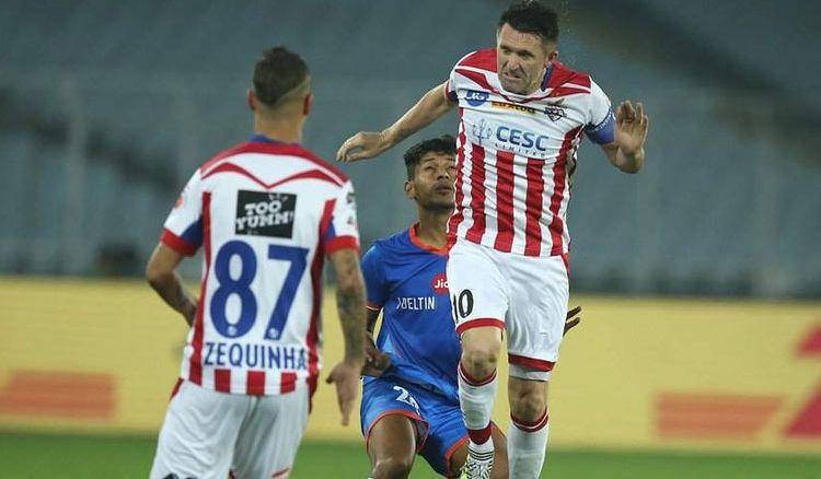 Late Midnight Football in Kolkata