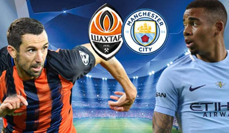 Shakhtar Donetsk 2-1 Manchester City: Manchester City's unbeaten run comes to an end in Ukraine