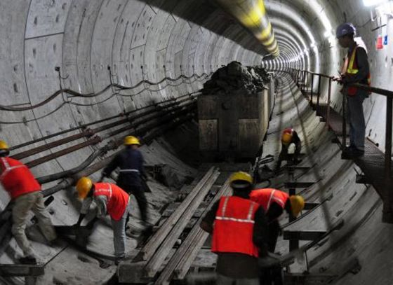 Kolkata's Rachna and Prerna complete first underwater tunneling project in India