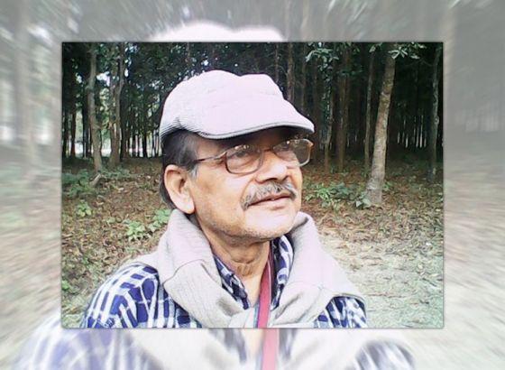 Poet Punyaslok Dasgupta passed away