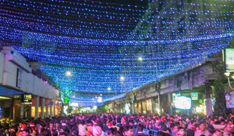 Kolkata: Vivify Itself up in Christmas
