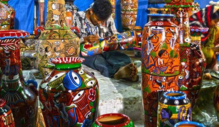 West Bengal Hosts Handicrafts Fair 2017 In Eco Park Newtown Jiyo