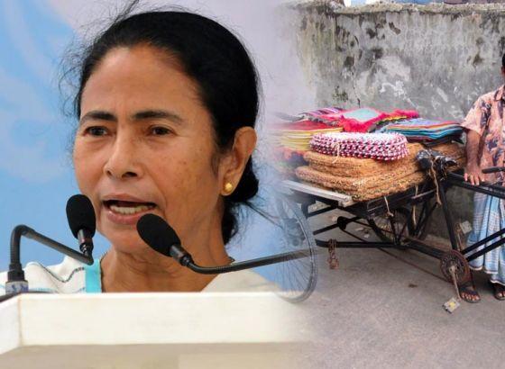 Van puller gets aircon room in hospital after Mamata Banerjee intervenes