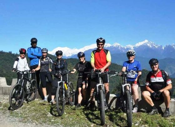 Darjeeling Gets India's First Cyclist Park