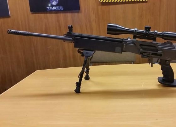 India gets its first Indigenous sniper rifle from Ishapore of West Bengal