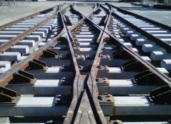 Railways installed Asia's largest interlocking system in Kharagpur