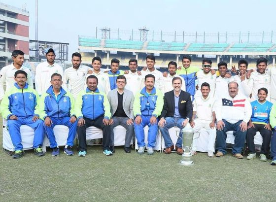 Bengal Under-19 cricket team won the Cooch Bihar Trophy after 19 years