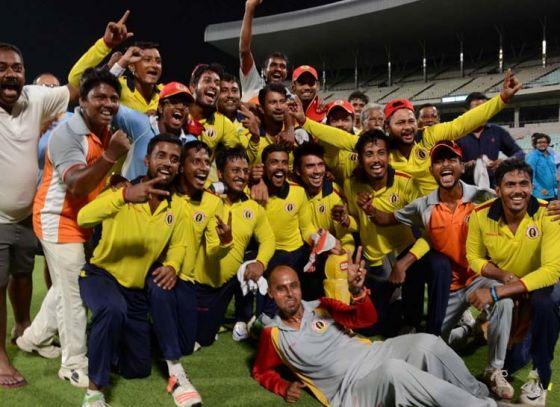 East Bengal again creates record by winning 8th consecutive Calcutta Football League Title