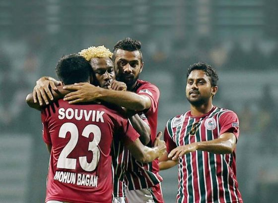 Mohun Bagan lifts Governor's Gold Cup for 10th time