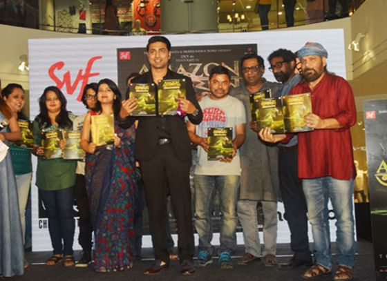 SVF launches the Amazon Obhijaan Graphic Novel