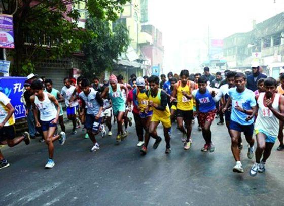 """Bhaag Dost Bhaag"", Friendship Run by Mitali Sangha"