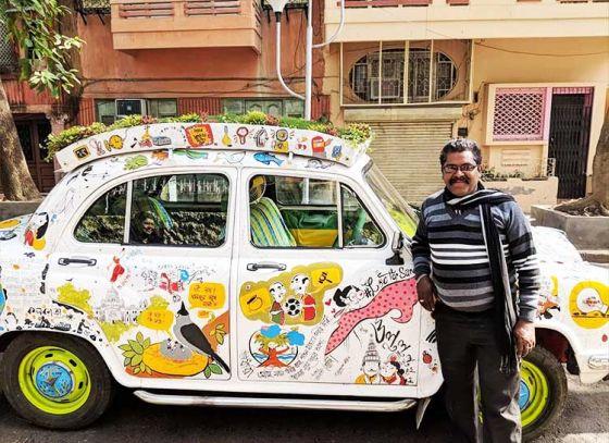 Kolkataye Cartoon Gaari