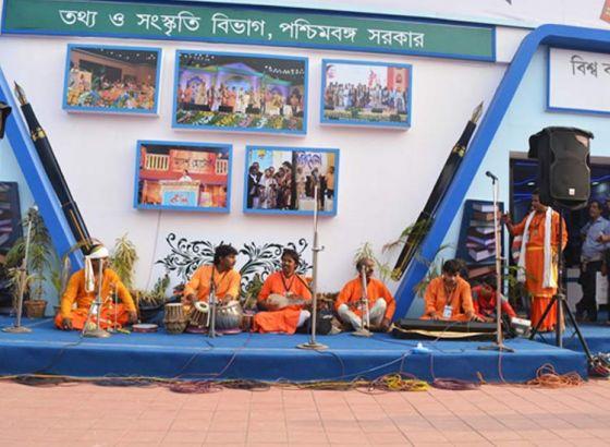 42nd International Kolkata Book fair Endorses Bengali Music Culture