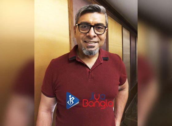 Sudip Mukherjee in a New Role