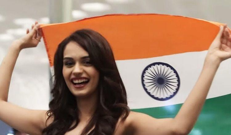 Miss World Manushi Chillar spreads awareness in Kolkata on menstrual hygiene