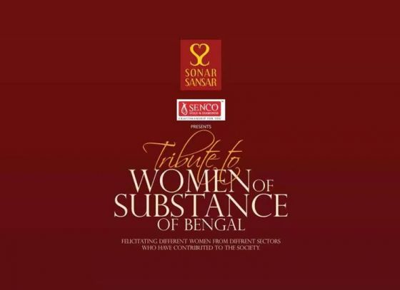 Women Take The Spotlight In Bengal At The Woman Of Substance Award