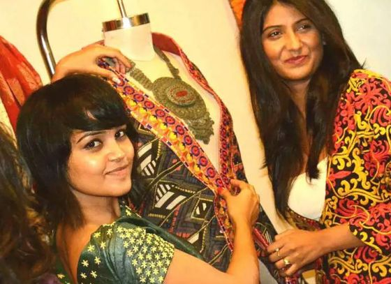 Neha Panda has launched a fashion retail store to convey her style to the citys youth
