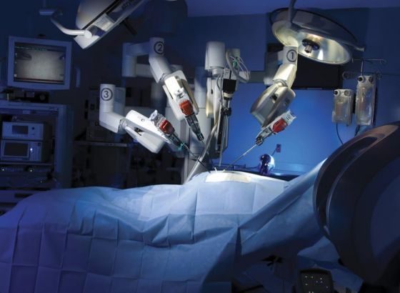 Are robots set to replace surgeons in Kolkata soon!