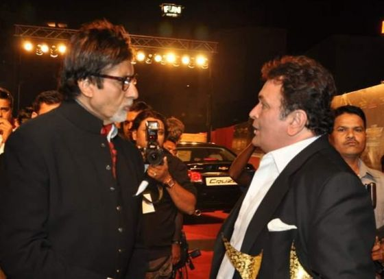 Amitabh Bachchan and Rishi Kapoor come back together after 27 years…