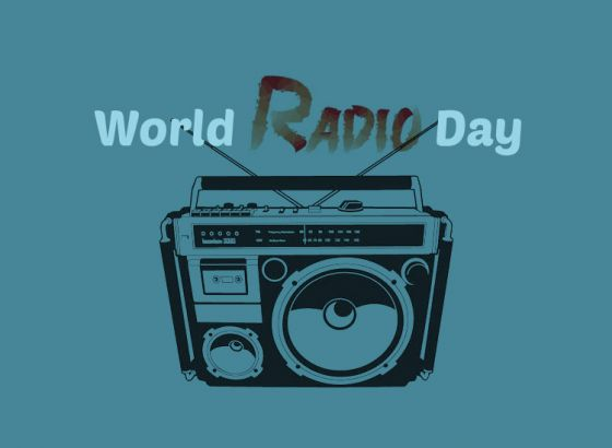 Its 13th February: It's World Radio Day