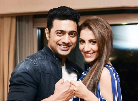 """""""I am happy for her"""" says Dev"""