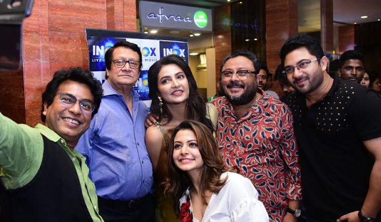 "Premendu Bikash Chaki's ""Honeymoon"" hit the screens today"