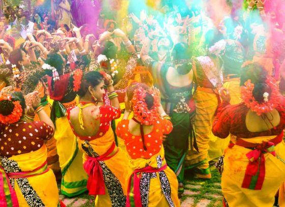 Basanta Utsav: Spring Festival of Bengal