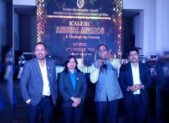 Eastern India Regional Council of the ICAI gets its First Woman Chairperson from Kolkata