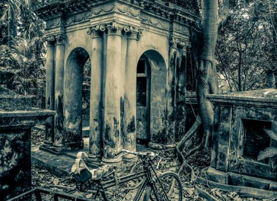 Eerie places in Kolkata, the future of the past
