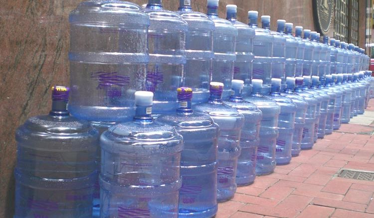 Dirty truth behind packaged drinking water